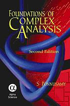 Foundations of complex analysis