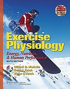 Exercise physiology : energy, nutrition, and human performance