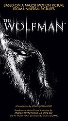 The Wolfman : a novelization