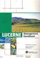 The lucerne management handbook