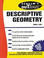 Schaum's outline of theory and problems of descriptive geometry.