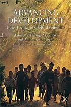 Advancing development : core themes in global economics