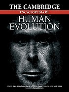 The Cambridge encyclopedia of human evolution Book Cover
