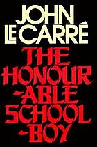 The honorable schoolboy : a George Smiley novel