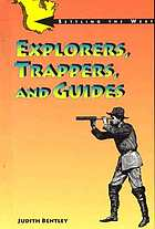 Explorers, trappers, and guides