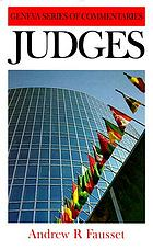 A critical and expository commentary on the book of Judges
