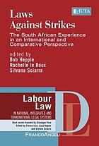 Laws against strikes