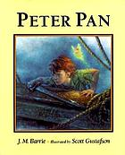 Peter Pan : adapted from the story by J.M. Barrie : a changing picture and lift-the-flap book