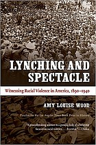 Lynching and spectacle : witnessing racial violence in America, 1890-1940