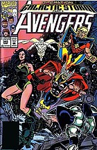 Avengers 1 : vol. 1 : Operation Galactic Storm.
