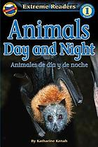 Animals day and night = Animales de día y de noche