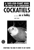 Cockatiels as a hobby