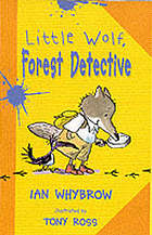 Little Wolf : forest detective