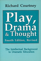 Play, drama & thought : the intellectual background to dramatic education.