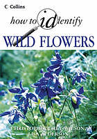 How to identify wild flowers