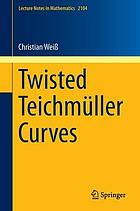 Twisted Teichmüller curves