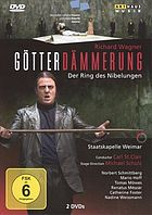 Götterdämmerung : third day to the Der Ring des Nibelungen : music drama in three acts