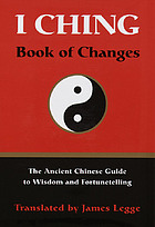 I Ching. Book of changes