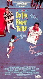 Do the right thing : a Spike Lee joint