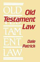 Old Testament law