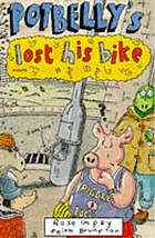 Potbelly's lost his bike