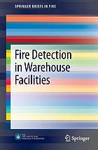 Fire detection in warehouse facilities