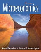 Microeconomics : an integrated appraoch