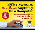 How to do just about anything on a computer, Microsoft Windows 7.
