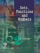 Sets, functions and numbers