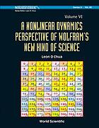 A nonlinear dynamics perspective of Wolfram's new kind of science. Volume V
