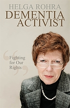 Dementia activist : fighting for our rights
