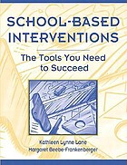 School-based interventions : the tools you need to succeed