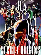 JLA, secret origins