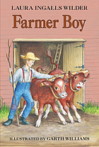 Farmer Boy-PB : the Little House Years, Vol. #2