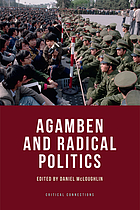 Agamben and radical politics