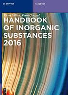 Handbook of inorganic substances. 2016