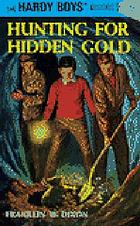 Hunting for hidden gold.
