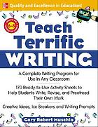 Teach terrific writing