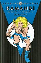 Kamandi archives. Volume 1