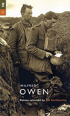 Wilfred Owen : poems