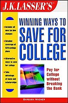 J.K. Lasser's winning ways to save for college