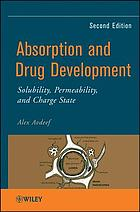 Absorption and drug development : solubility, permeability, and charge state