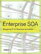 Enterprise SOA : designing IT for business innovation