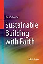 Sustainable building with earth
