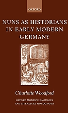 Nuns as historians in early modern Germany