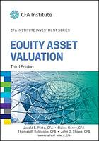 Equity asset valuation workbook