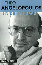 Theo Angelopoulos : interviews