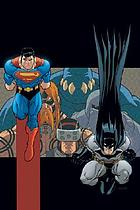 Superman, Batman / vengeance.