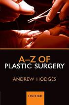 A-Z of plastic surgery