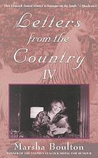 Letters from the country IV